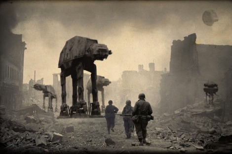 Star-Wars-Meets-World-War-II-1
