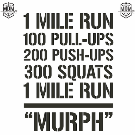 murph workout
