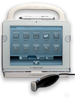 tablet ultrasound